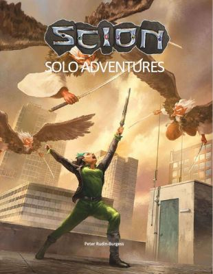 My latest two supplements are HASP High Adventure Solo Play. This adds solo play oracles to HARP/Rolemaster and Scion Solo Adventures which does the same for Onyx Path Scion and the Storypath system NOT StoryTeller.