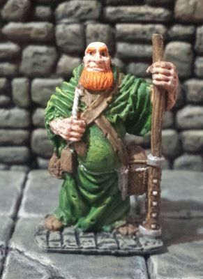 I paint minis to varying degrees of success.