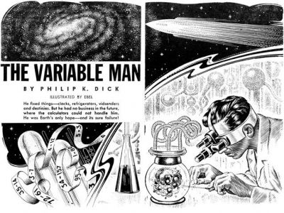 "I just read ""The Variable Man"" by Philip K. Dick.  https://www.gutenberg.org/files/32154/32154-h/32154-h.htm"